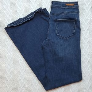 Pilcro and the Letterpress Women's Flare Leg Jeans
